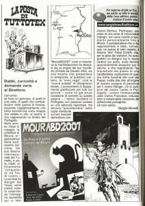 Editorial de Sergio Bonelli dedicado ao MouraBD2007