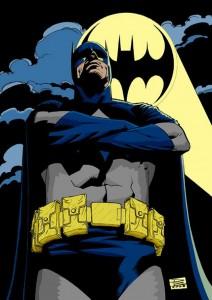 Batman por Daniel Brandão