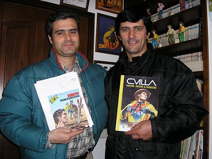 Mário João Marques e José Carlos Francisco