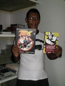 Marcílio Ferreira e as obras brasileiras dedicadas a Tex