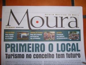 Boletim Municipal de Moura