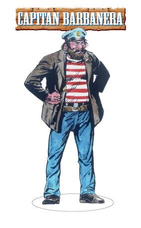 Capitão Barba Negra - Hachette