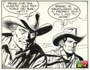 Carson e Tex por Raffale Della Monica