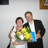 Catherine Labey e Fabio Civitelli
