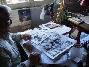 Ernesto Garcia Seijas e os seus originais