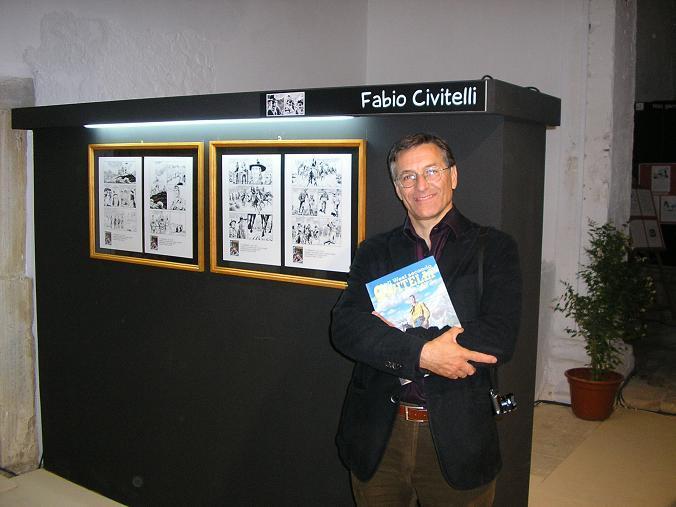 Exposição Fabio Civitelli