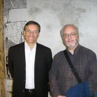 Fabio Civitelli e José Abrantes