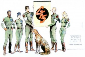 Green Force Five