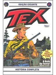 Tex Gigante 13 - O Vale do Terror
