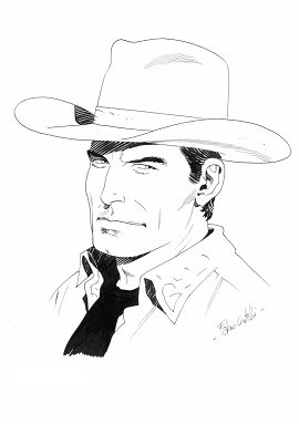 Tex Willer por Fabio Civitelli