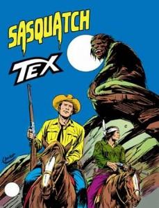 Tex e o Sasquatch