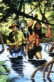 Tex na floresta amozónica