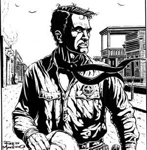 Tex por Fred Macêdo