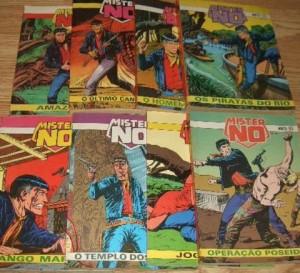 Revistas Mister No
