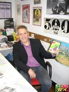 Moreno Burattini e o livro de G. G. Carsan