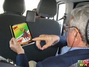 Sergio Bonelli e o livro Tex no Brasil - O Grande Herói do Faroeste