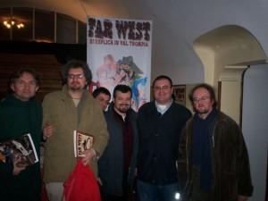 Claudio Villa e seus fãs