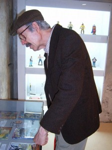 Jorge Magalhães na Sala Tex