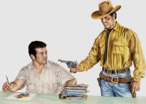 Sob a ameaça de Tex
