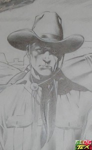 Tex Willer por Alessandro Bocci