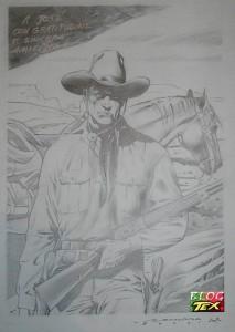 Tex por Alessandro Bocci