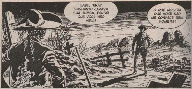 El Muerto e Tex