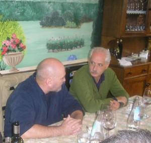 Mauro Marcheselli e Gianfranco Manfredi