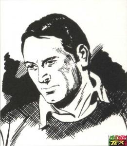 Auto-retrato de Guglielmo Letteri