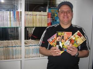 José Manuel Almeida e os seus Tex's