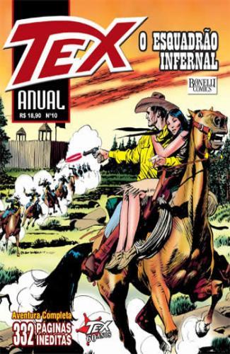 Tex Anual #10 – O esquadrão infernal