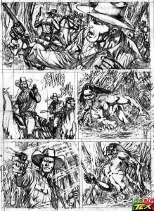 Originale di Tex per Santucci - Pagina B