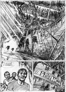 Originale di Tex per Santucci - Pagina D