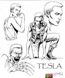 Tesla di Marco Santucci