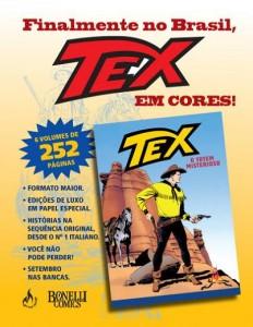 Anúncio Tex a cores