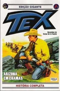 Capa Tex Gigante #19