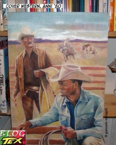 Capa western dos anos 80