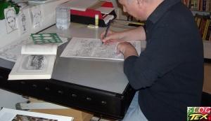 Desenhando  Mathias