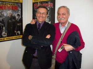 Fabio Civitelli e Gianni Petino