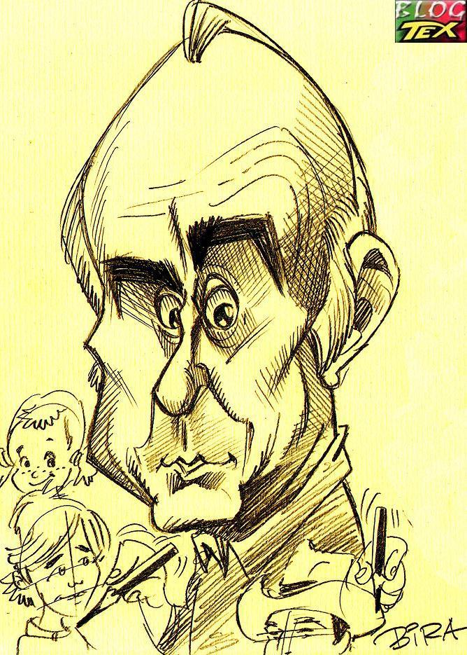 Giancarlo Malagutti por Bira Dantas