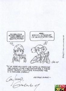 Mathias e Anna por  Giancarlo Malagutti