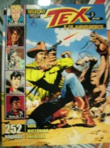 Seleção Tex e os Aventureiros nº 3