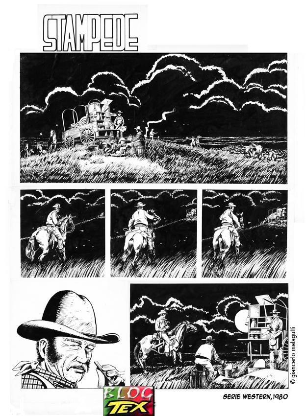 Stampede, série western