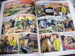 Tex Fumetti interior