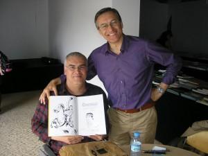 António Lança Guerreiro e Fabio Civitelli