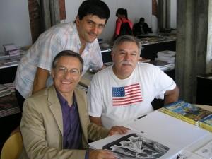 Civitelli, Dorival e José Carlos