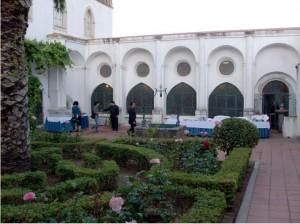 Claustro do Convento de Nossa Senhora da Conceição