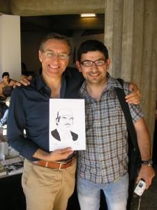 Fabio Civitelli e Carlos Rico