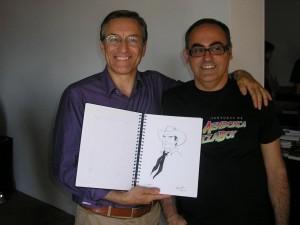 Fabio Civitelli e João Miguel Lameiras