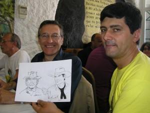 Fabio Civitelli e José Carlos Francisco