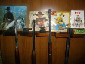 Fuzilaria e músicas western